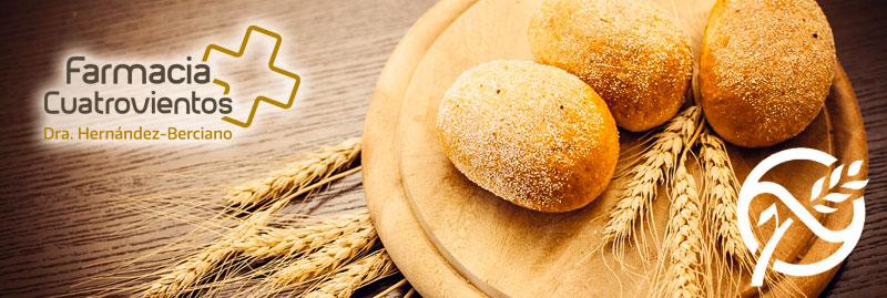 Celíacos, intolerancia al gluten