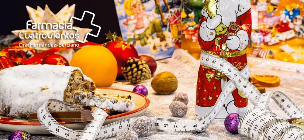 Cuidado con los excesos de Navidad