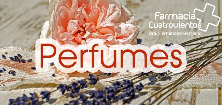 Elegir el perfume adecuado