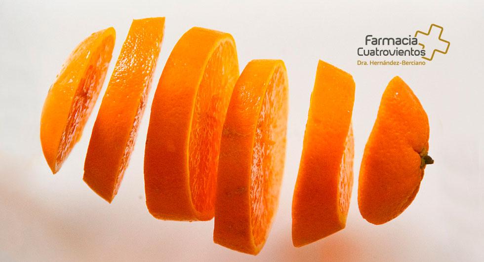 Prevención gripes y catarros con vitamina C