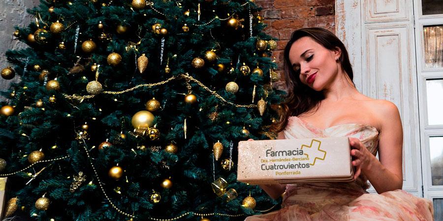 Farmacia Cuatrovientos Raquel Hernández te ayuda a estar lista para la Navidad