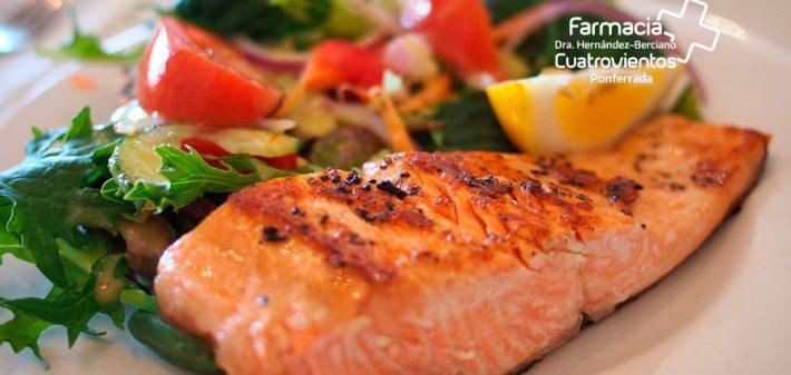 Alimentos saludables contra la diabetes