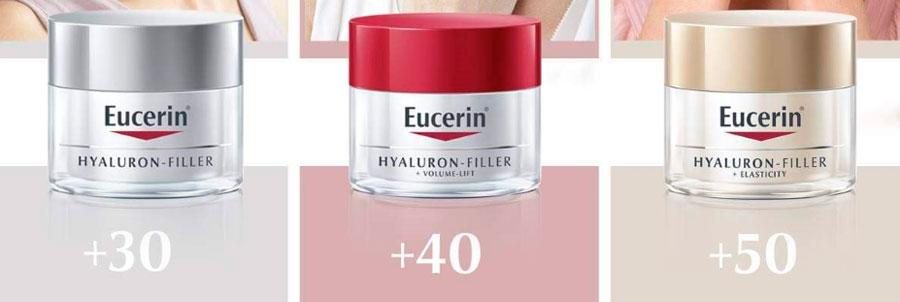 Crema facial Eucerin