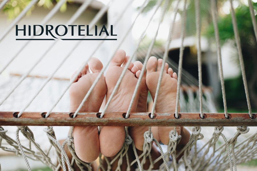 Cuida tus pies con Hidrotelial