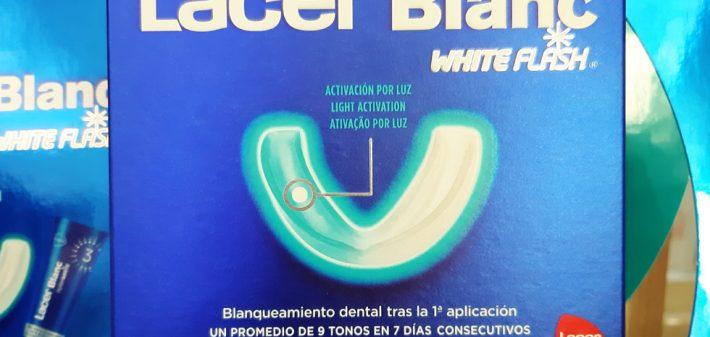 LACERBLANC WHITE FLASH