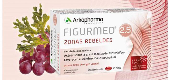 Arkopharma Figurmed actúa sobre la grasa localizada