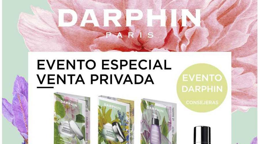 Nuevo evento Darphin
